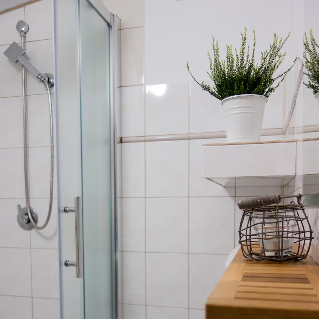 Apartmán A – kúpeľňa